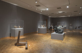 Continuum: The Art of Michael Dunbar in the Sculptural Tradition, installation view