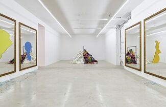 Michelangelo Pistoletto, installation view