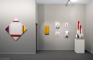 Borzo Gallery at Frieze Masters 2017, installation view