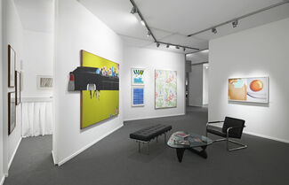 Eykyn Maclean at Frieze Masters 2015, installation view