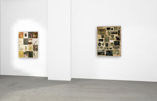 Aby Ruíz Recent Works, installation view