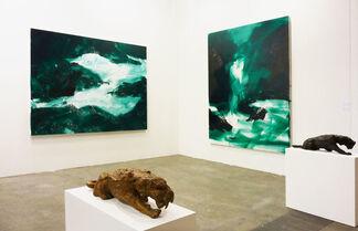 Galerie nächst St. Stephan Rosemarie Schwarzwälder at Art Basel in Hong Kong 2015, installation view