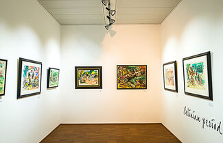 GEN PAUL Retrospective of an expressionist from Montmartre, installation view