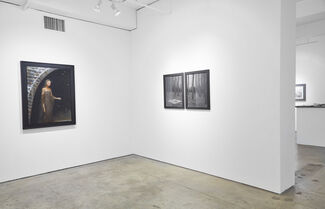 Aron Wiesenfeld - Unwind the Winding Path, installation view