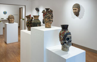 Cultural Couriers, installation view