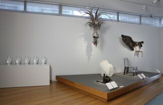 Re: Collection, installation view