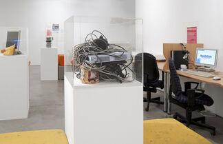 Johann Arens, installation view