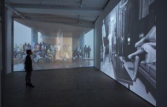 David Claerbout: LIGHT/WORK, installation view