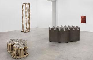 Richard Deacon: House & Garden, installation view