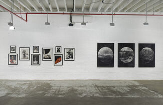 Labs New Artists II, installation view