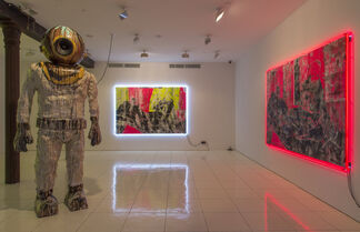 The Bruce High Quality Foundation: Mother, installation view