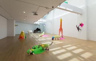 Rainbow Rain Village – TSAI Chieh-Hsin's Solo Exhibition, installation view