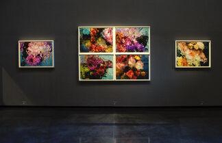 Giles Bensimon: Watercolour, installation view