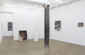 Jordan Tate: Working From Photographs, installation view
