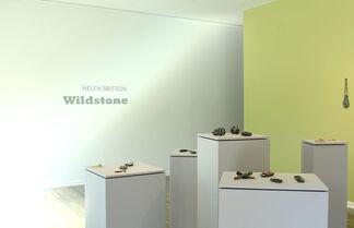 HELEN BRITTON   Wildstone, installation view