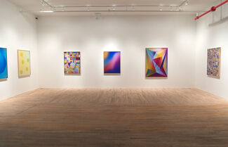Rafael Rozendaal - Everything You See Is In The Past, installation view