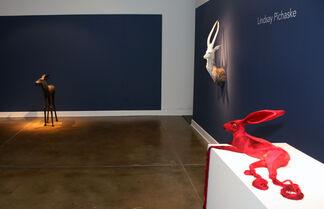 Lindsay Pichaske, installation view
