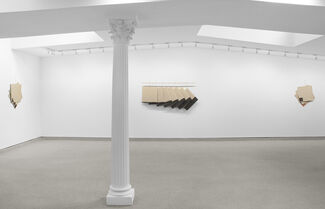 RICHARD SMITH: Kite Works from the 1970's, installation view