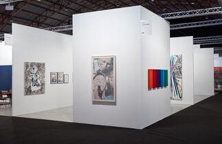 PRAZ-DELAVALLADE at Art Los Angeles Contemporary 2018, installation view