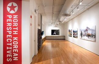 North Korean Perspectives, installation view