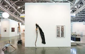 Galerie Jocelyn Wolff at Artissima 2015, installation view