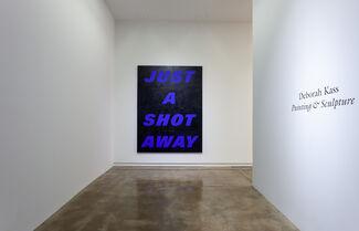 Deborah Kass: Painting & Sculpture, installation view
