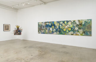 Miriam Wosk: Touch of the Hand, installation view