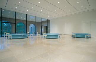 Céleste Boursier Mougenot | Untitled Series No. 2, installation view
