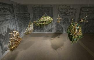 Hew Locke | Beyond the Sea Wall, installation view