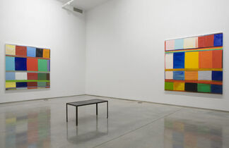 """Stanley Whitney - """"Untitled '10"""", installation view"""