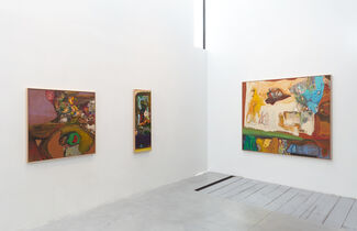 Jorge Queiroz - The mummy, the astronaut and other works, installation view