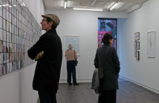 Unmappings, installation view