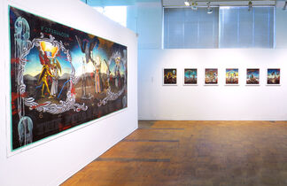 Matthew Couper-In Memory of Water, installation view