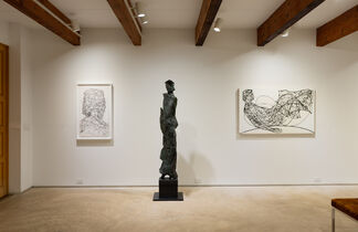 Michael O'Keefe: Recognitions, installation view