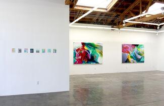 Ben Weiner - MaximumStrengthAgeDefy, installation view