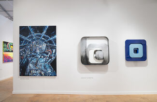 Joshua Liner Gallery at Miami Project 2014, installation view