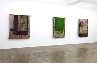 Sebastian Dacey, installation view