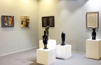 Art Dubai Modern 2017, installation view