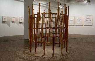 John Salvest: Object Lessons, installation view