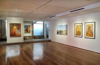 Edward Bear Miller, installation view