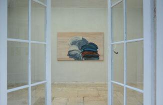 Howard Hodgkin: Arriving, in the orangery, installation view