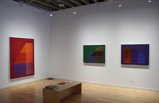 """Jonathan Forrest """"Light & Matter"""", installation view"""