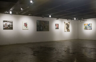ICONIC: BLACK PANTHER, installation view