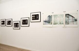 Self-identity - Daffke Hollstein - Autoidentitat, installation view