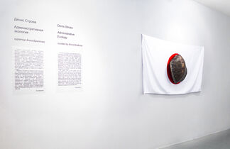 Administrative Ecology, installation view