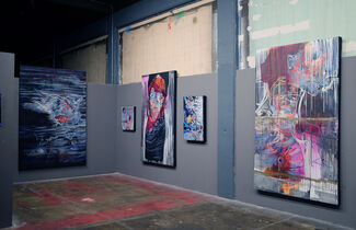 Faring Purth: Release the Pearl, installation view