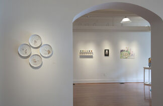 Perception of Time, installation view