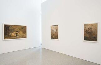 Naked at the Edge: Louis Eilshemius / Bob Thompson, installation view