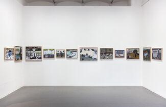 Kent Iwemyr: Målargeniet / The Painting Genius, installation view