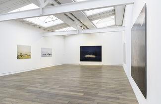 Thomas Wrede. Sceneries, installation view